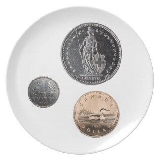 plate money