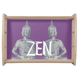Plate of service, BUDDHAS Serving Tray