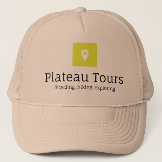 Plateau Tours Trucker Hat