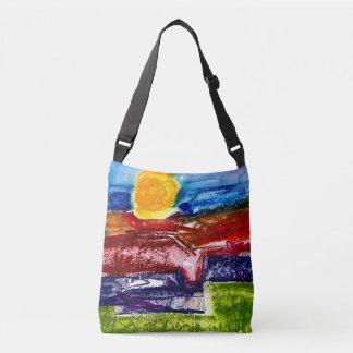 Plateaus Crossbody Bag