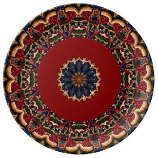 Plates in Decorative Italian Majolica/Talavera