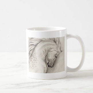 Platinum arabian coffee mug