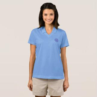 Platinum Atom Polo Shirt