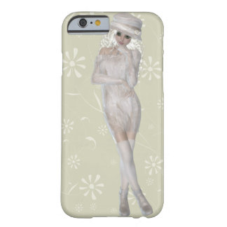 Platinum Blond Girl iPhone 6/6s, Barely There Case