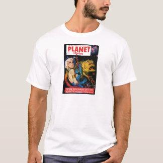 Platinum Blonde and her Monster Friend T-Shirt