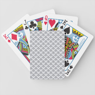 Platinum Diamond Ring Poker Deck
