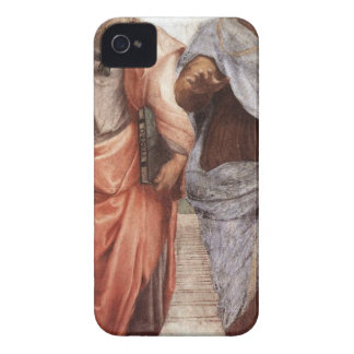 Plato and Aristotle iPhone 4 Case
