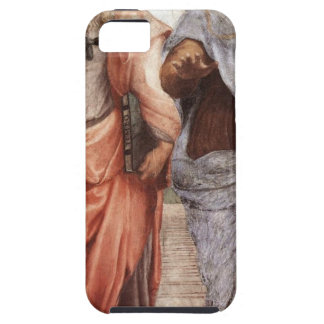 Plato and Aristotle iPhone 5 Cover