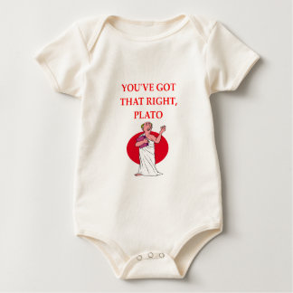 PLATO BABY BODYSUIT