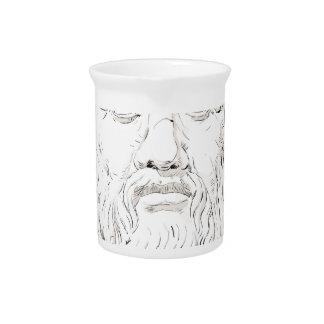 Plato Pitcher