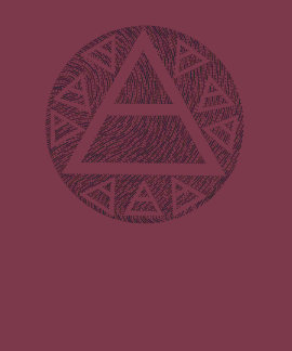 Plato s Alchemy Air Symbol Art Tee Shirt