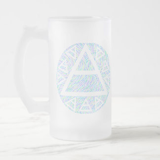 Plato s Ancient Air Symbol Art Mug