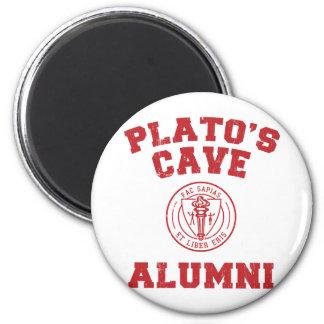 Plato's Cave Alumni Magnet