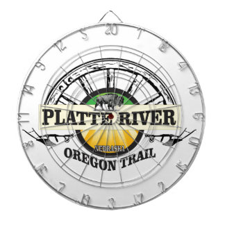 platte river ot marker dartboard