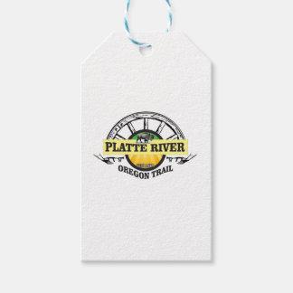 platte river ot marker gift tags