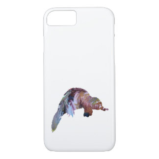 Platypus art iPhone 8/7 case