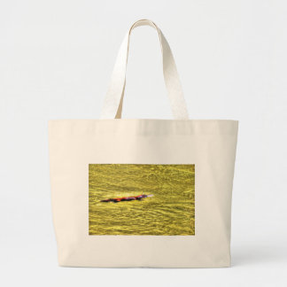 PLATYPUS EUNGELLA AUSTRALIA ART EFFECTS LARGE TOTE BAG