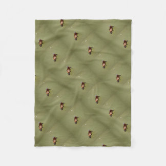 PLATYPUS EUNGELLA NATIONAL PARK AUSTRALIA FLEECE BLANKET