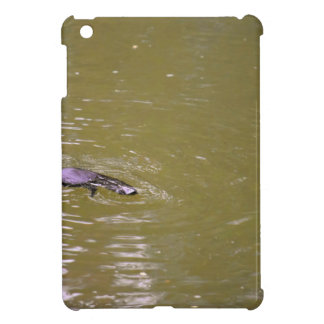 PLATYPUS EUNGELLA NATIONAL PARK QUEENSLAND AUSTRAL iPad MINI COVER