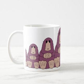 platypus family mug