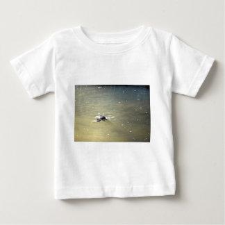 PLATYPUS IN WATER EUNGELLA AUTRALIA BABY T-Shirt