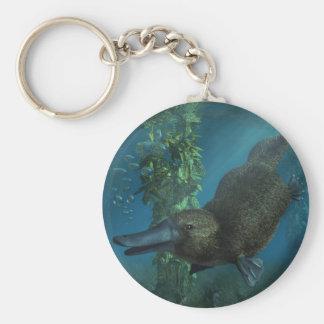 Platypus Keychain