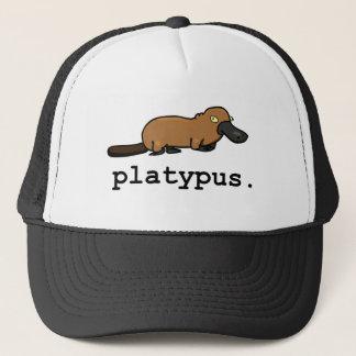 Platypus Light Colors Trucker Hat