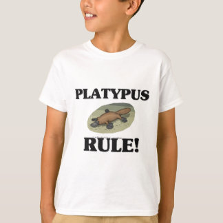 PLATYPUS Rule! T-Shirt