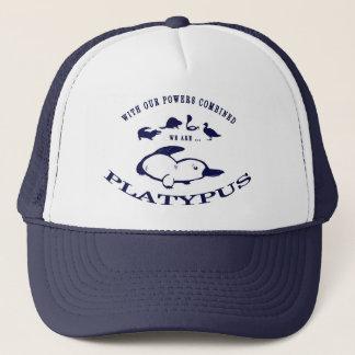 Platypus Trucker Hat