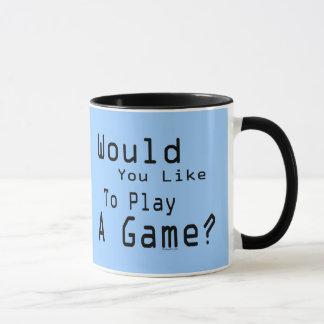 Play A Game Mug