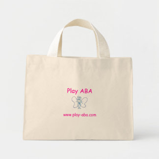 Play ABA Tote Mini Tote Bag