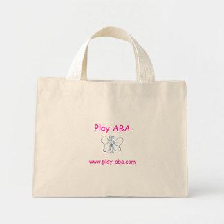 Play ABA Tote Mini Tote Bag