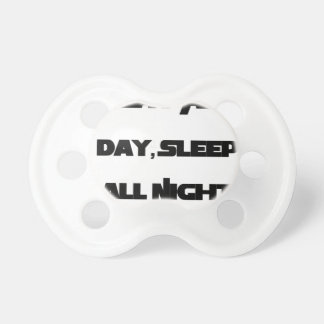 Play All Day, Sleep All Night Baby Pacifier