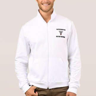 Play Badminton Or Nothing Jacket