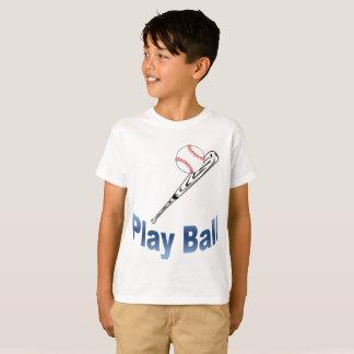 Play Ball Baseball Shirt