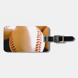 Play Ball! Luggage Tag