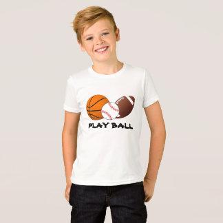 Play Ball Sports T-Shirt