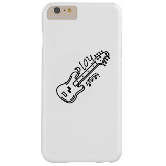 Play Bass Player Music Lover Bass Guitar Gifts Barely There iPhone 6 Plus Case