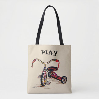 Play by Aleta Tote Bag