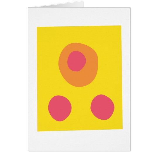 Play-doh Art #2 Card