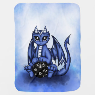 Play Dragon Baby Blanket