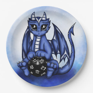 Play Dragon Paper Plate