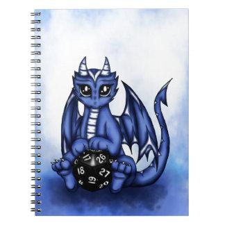 Play Dragon Spiral Notebook