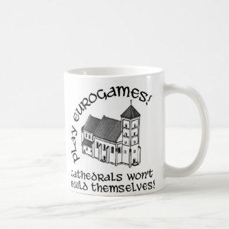 Play Eurogames! Mug