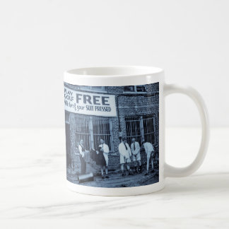 Play Golf Free (While Having Your Suit Pressed) Coffee Mug
