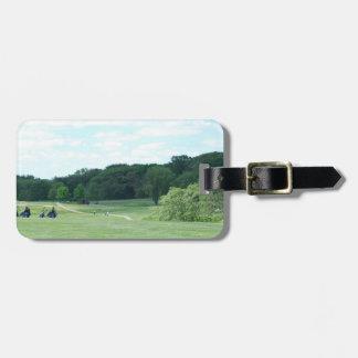 Play Golf Luggage Tag