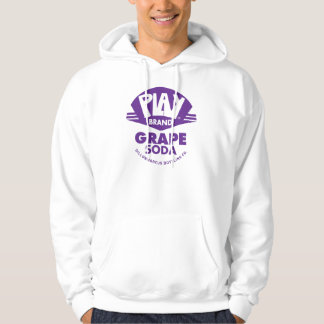 Play Grape Soda Cap Hoodie