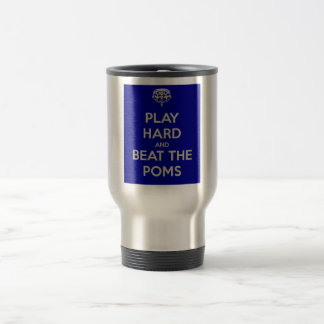 play hard beat poms travel mug