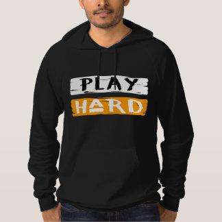 Play Hard Hoodie