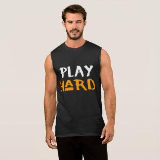 Play Hard Men's Tank Top